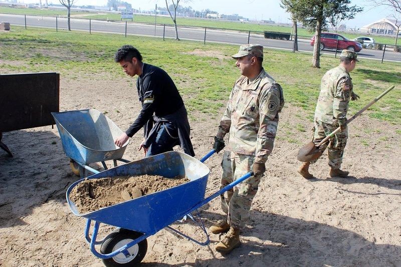 Army adopt a park 2