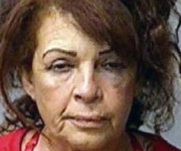 Suspect Maria Gonzalez