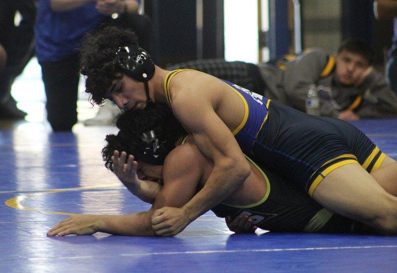 Turlock wrestling