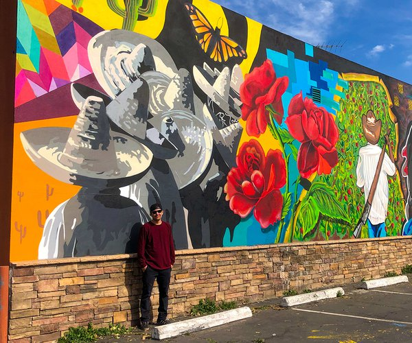 westside mural