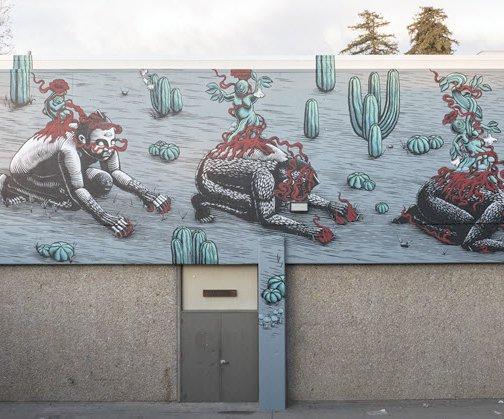 stan state mural