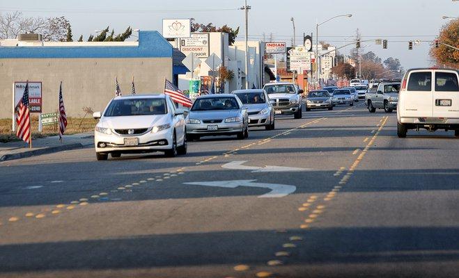 main 4 lanes