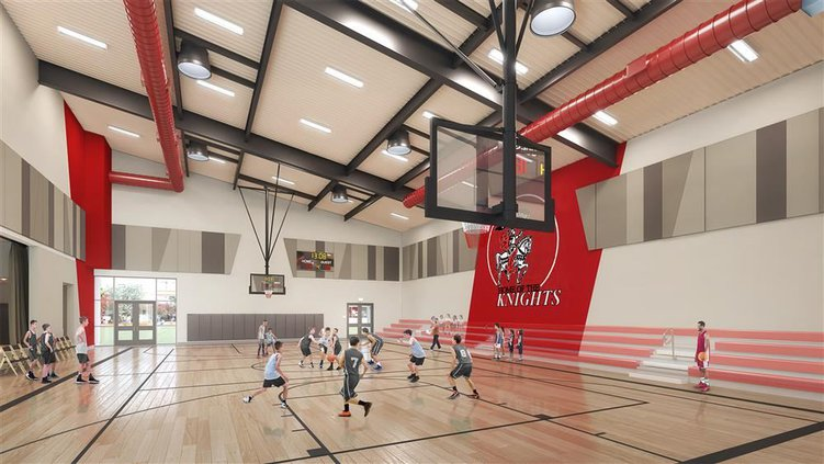 mcparland gym interior