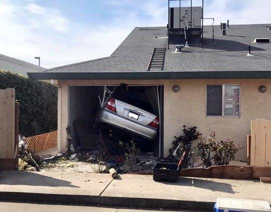 Hughson crash