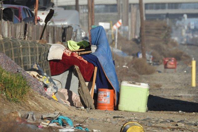 Ceres homeless