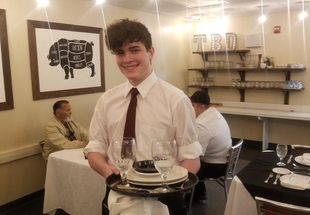 dining service