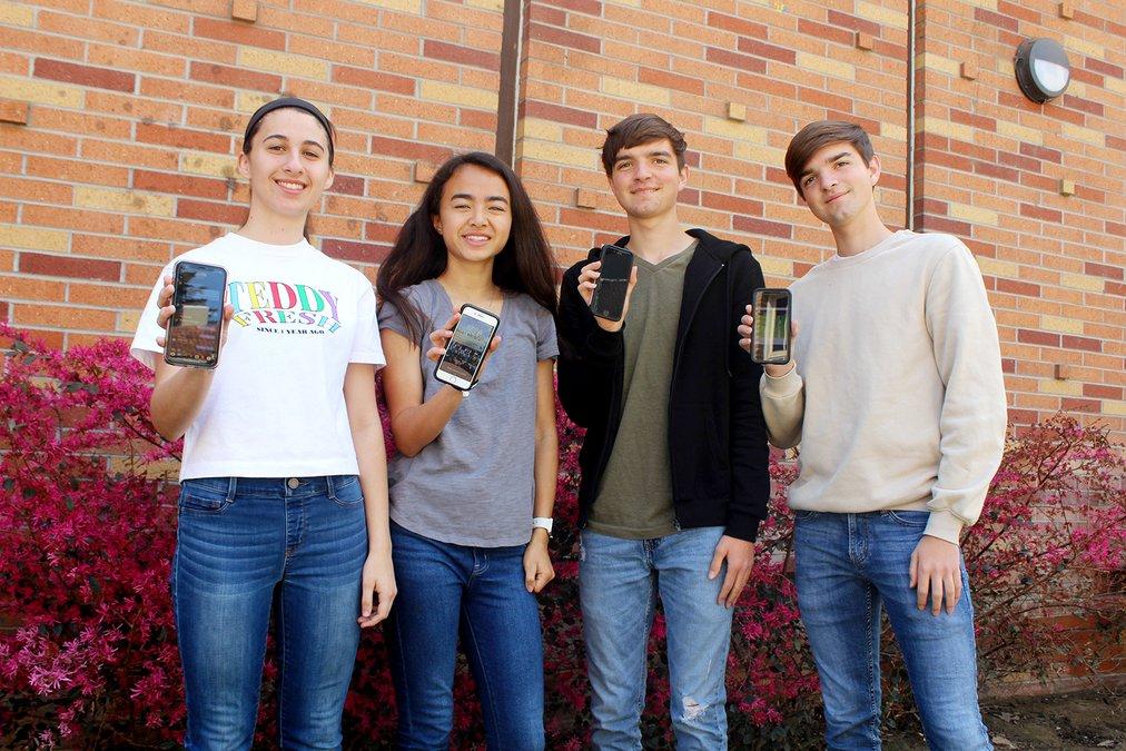 Ths Students Create Award Winning App To Curb Food Waste Turlock Journal