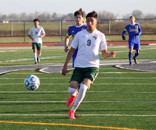 Hilmar boys soccer 1