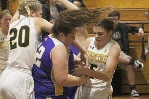 Hughson girls basketball