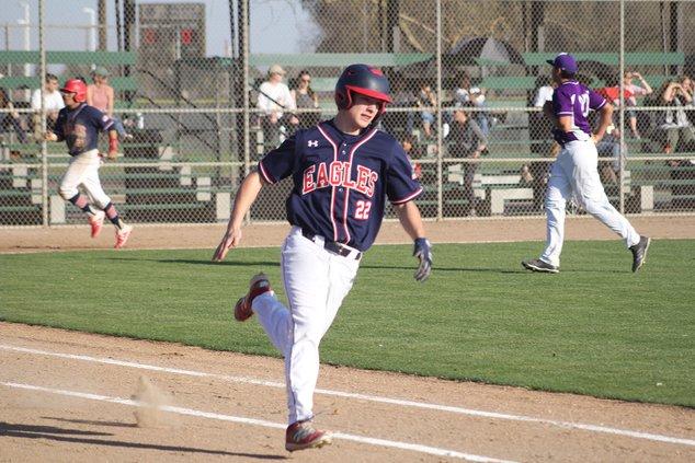 Turlock Christian baseball 1