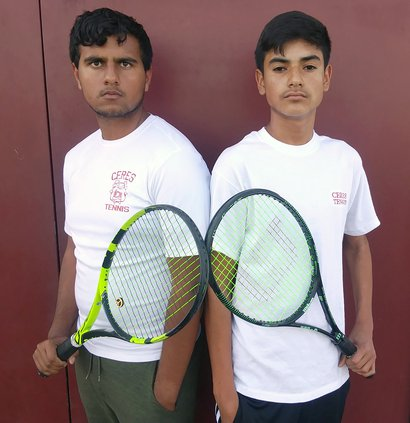 Hassan Imran and Eduardo Ramirez