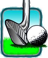 golf graphic