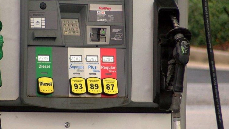 ripon gas pumps