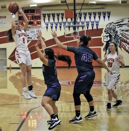 Bulletin girls basketball 2019-20