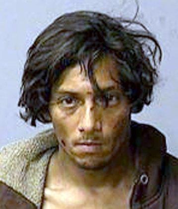 Andres Valdez suspect