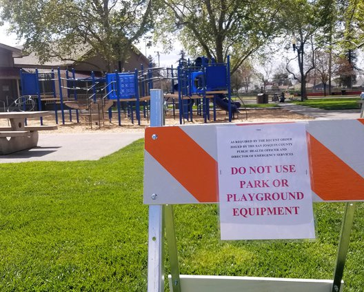 ripon park closed
