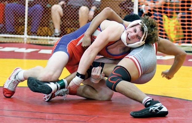 Bulletin wrestling 2019-20