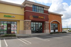 Fresh Fork empty