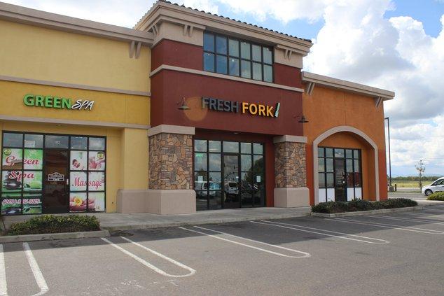 Fresh Fork empty