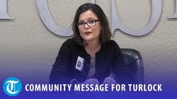 dana trevethan communty message
