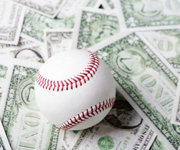 basebal;; money