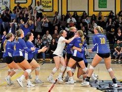 Bulletin girls volleyball 2020