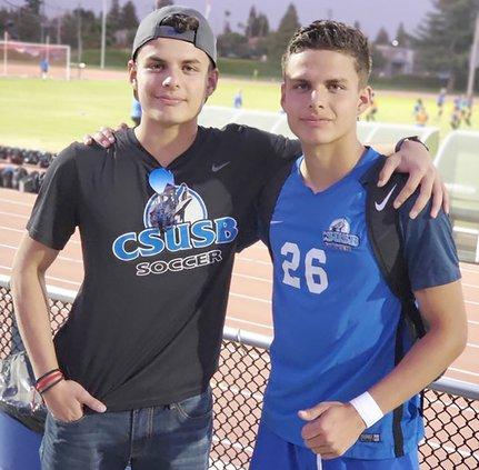 Gilberto and Gerardo Flores 2