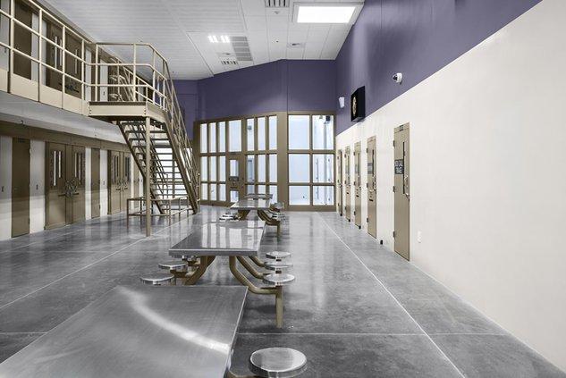 county jail
