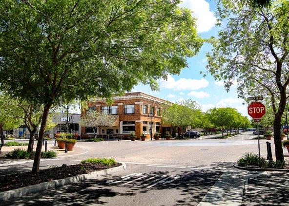 Downtown Riverbank