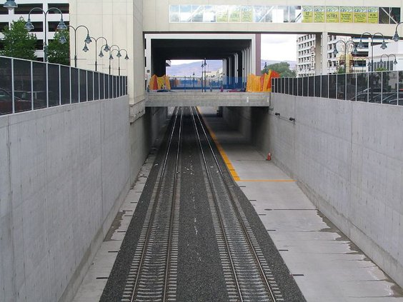 reno train trench