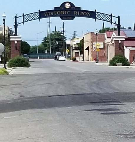 Ripon Has 5 1 Miles Of Poor Roads Left To Upgrade Asphalt Manteca Bulletin