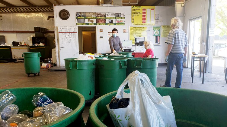 Go Green Recycling Inc