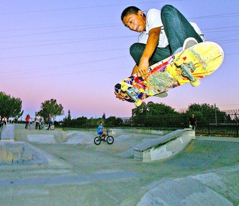 manteca skate park