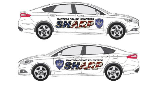 SHARP decals