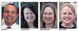 CUSD employees honored