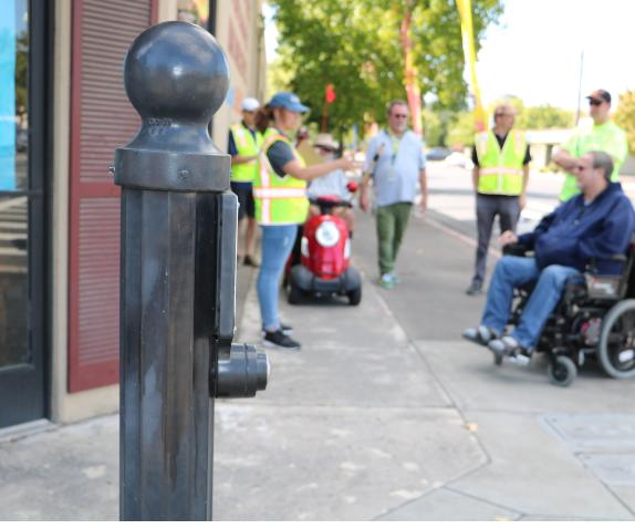 sidewalks safe
