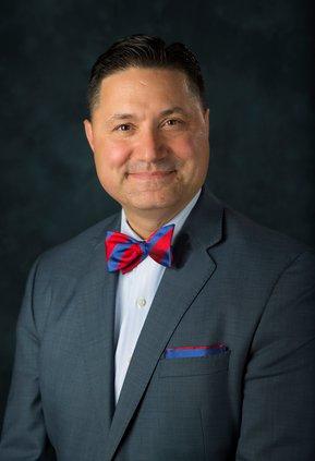Chancellor Juan Sanchez Munoz