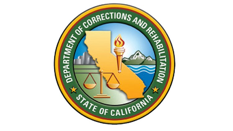 corrections department seal