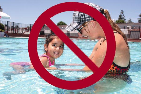no aquatics