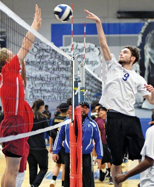 Bulletin boys volleyball 2020