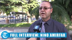 Full Interview: Nino Amirfar