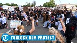 turlock blm protest
