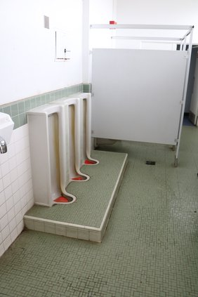 new haven bathroom