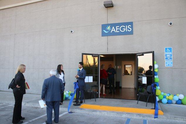 Aegis opening