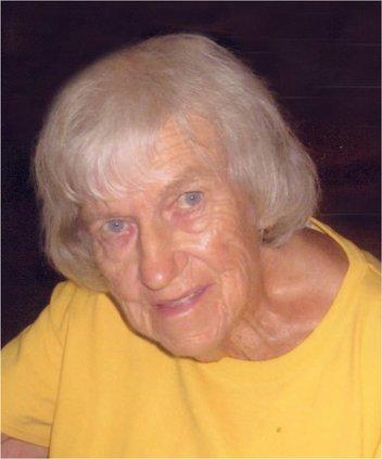 Betty Myers obit