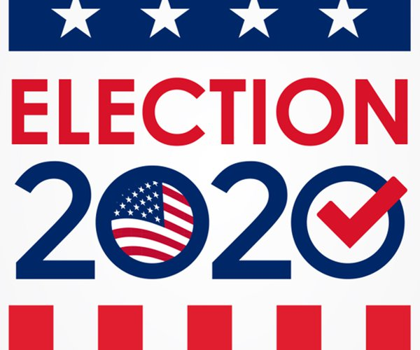 Election 2020 art