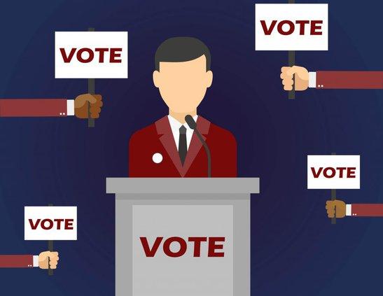 campaign art