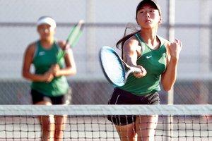 Bulletin girls tennis 2020