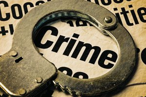 generic crime art