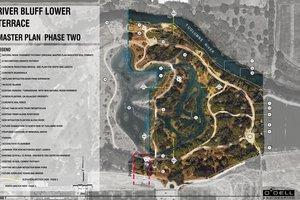River Bluff plan
